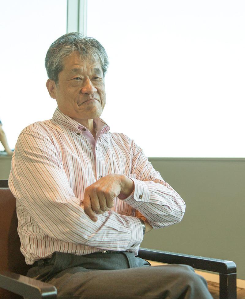 鹿屋体育大学教授 山本正嘉さん
