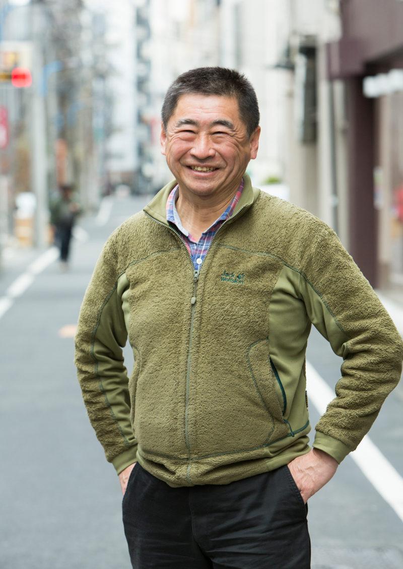 日本山岳ガイド協会 常務理事 武川俊二さん