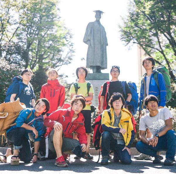 早稲田大学探検部 井上一星さん 「1000㎞のヒマラヤ隊」