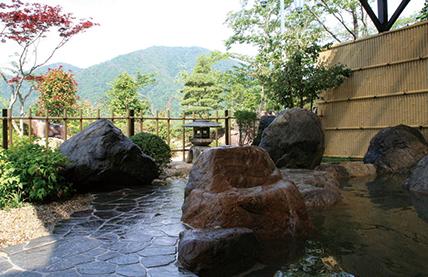 剣尾山 温泉「能勢温泉」