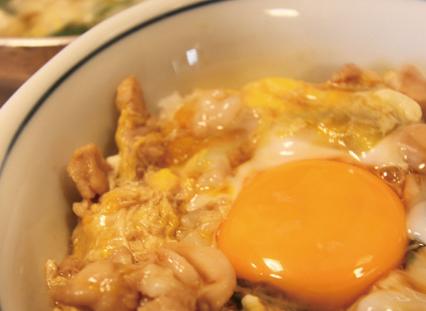近江富士 鳥喜多の親子丼