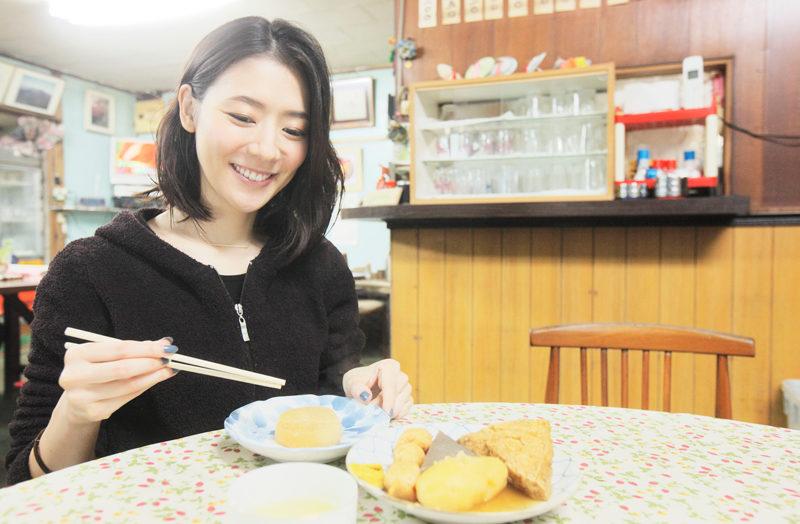 高取山 グルメ「中の茶屋」