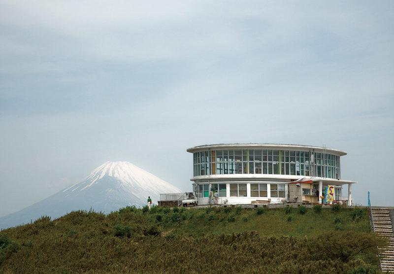 湯河原富士 十国峠からは富士山の美しい姿を展望できる