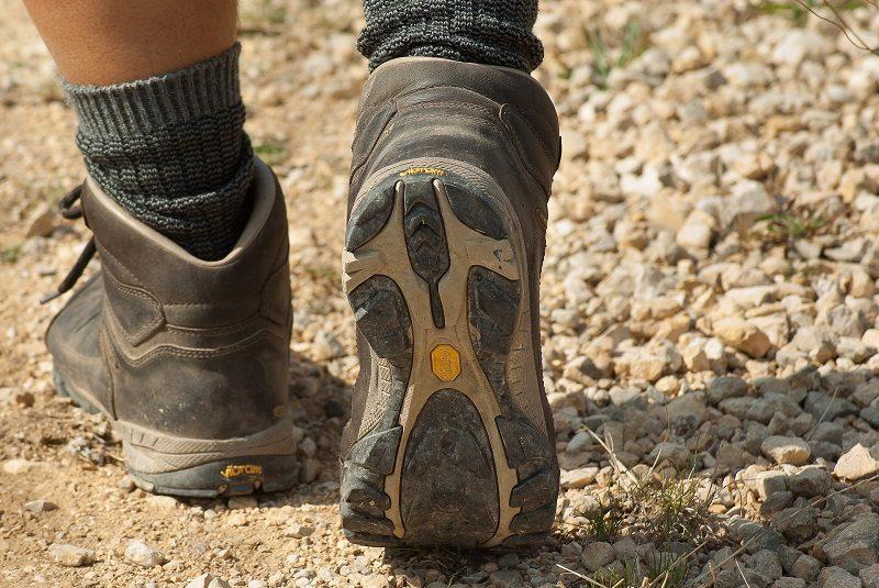 登山靴 ソールの選び方