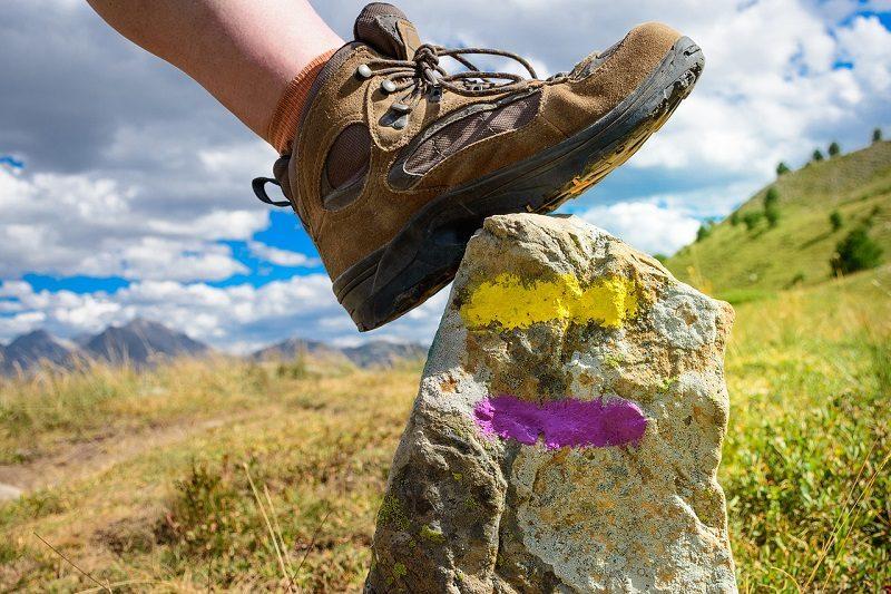 登山靴 ソール
