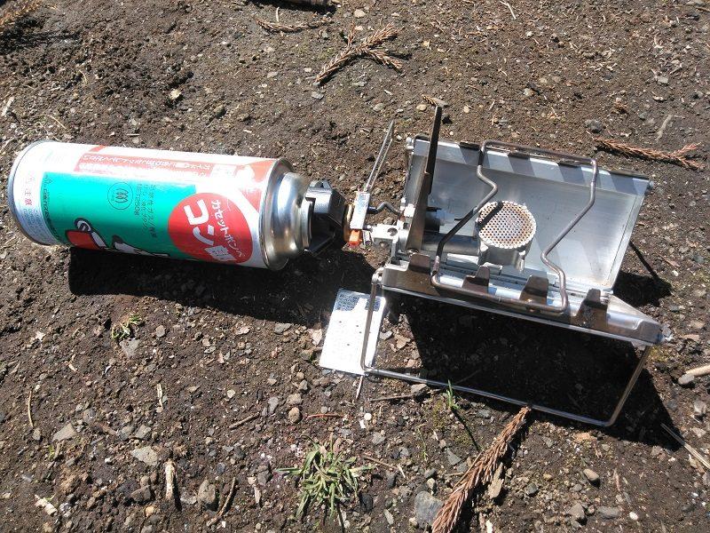 ガス CB缶