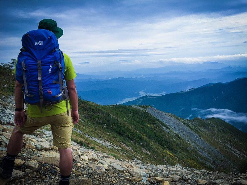登山用ザックの選び方