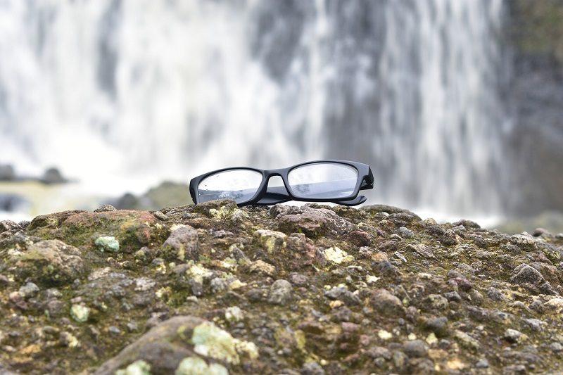 登山にはメガネでもいいの?
