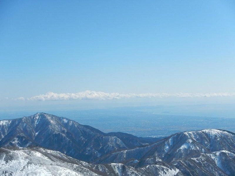 丹沢の風景