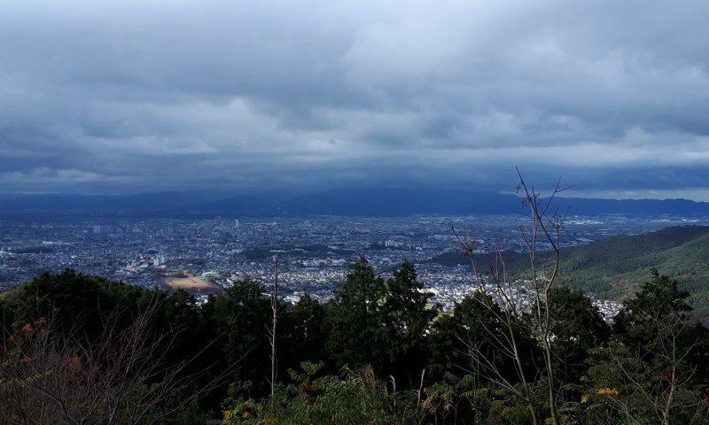明星山・福岡