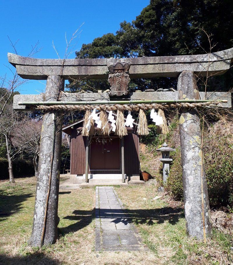二条岳 加茂神社