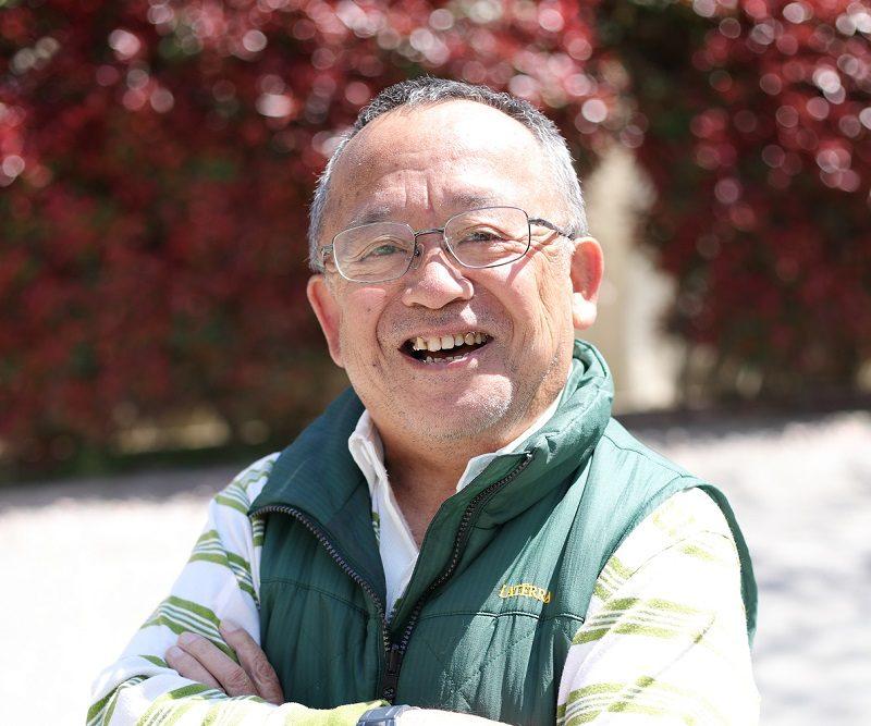 岩崎元郎さん