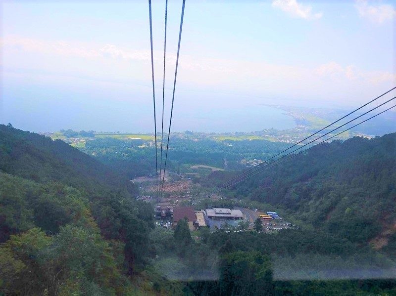 琵琶湖バレイロープウェイ