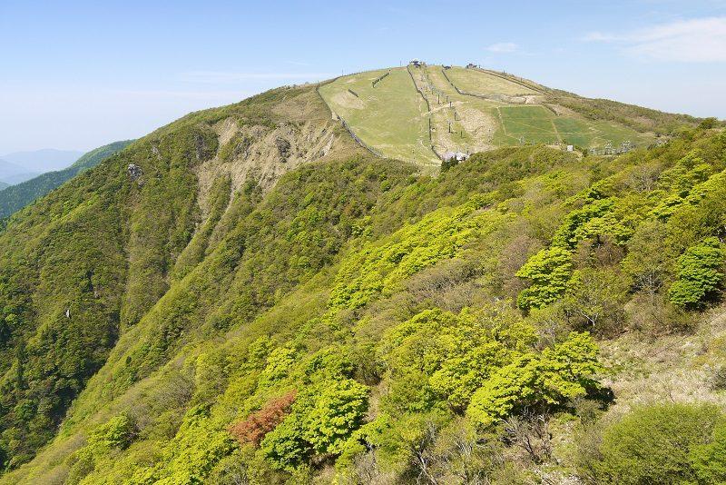 びわ湖バレイ~蓬莱山