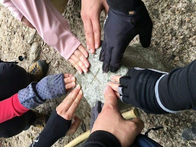 登山サークル運営 イメージ